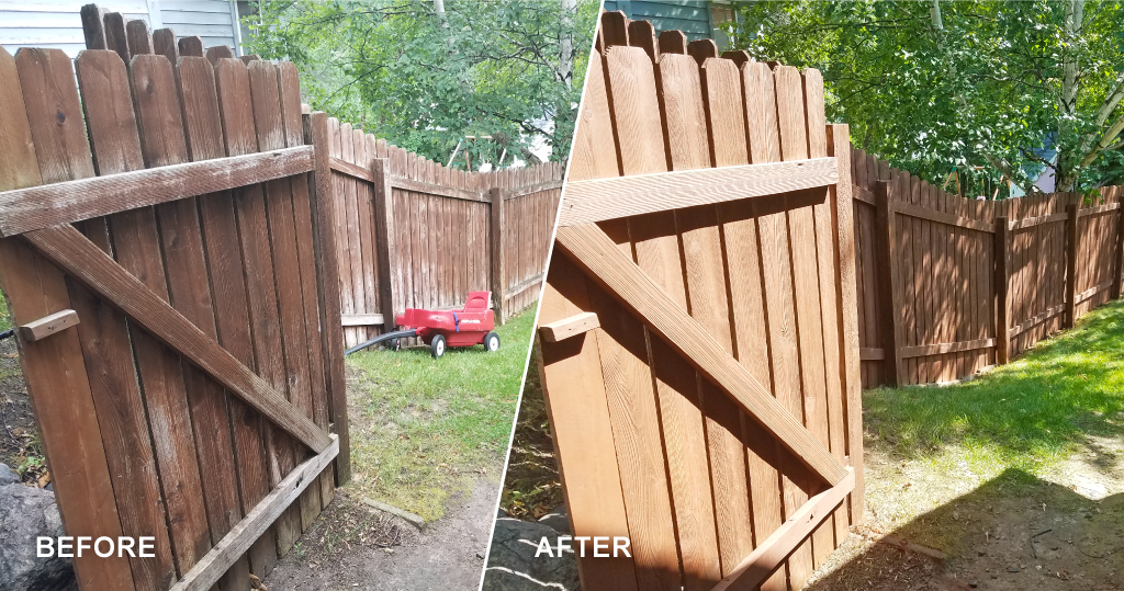 Professional Deck and Fence Staining and Painting by Eclipse Painting