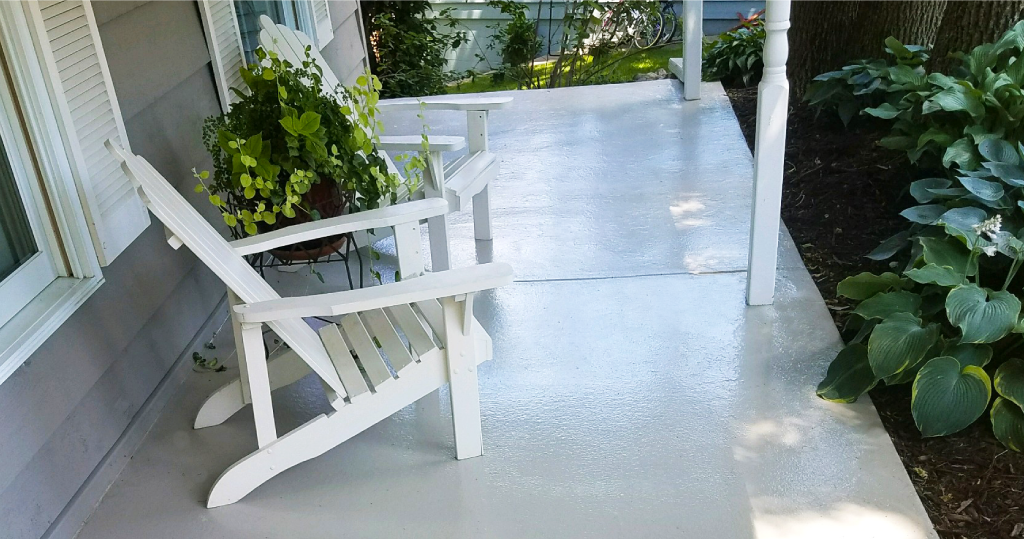 Professional Patio Sealing by Eclipse Painting