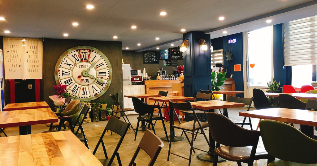 Professional Restaurant Painting by Eclipse Painting
